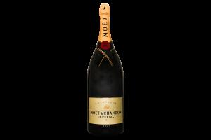 Шампанське 6л 12% біле брют Imperial Moet&Chandon пл