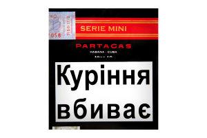 Сигари Partagas Serie Mini 10шт