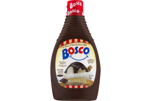 Bosco Mocha Syrup