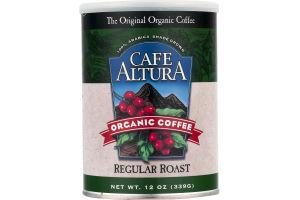 Cafe Altura Organic Coffee Regular Roast