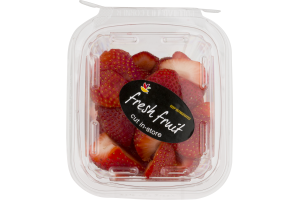 Ahold Sliced Strawberries