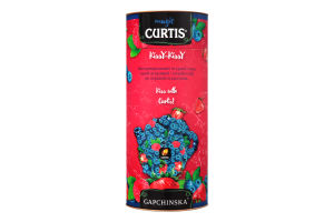 Чай чорний байховий листовий ароматизований Kissy-Kissy Curtis ж/б 80г