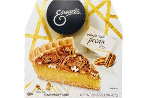 Edwards Pecan Pie Georgia Style Flaky Crust