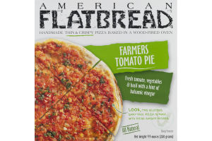 American Flatbread Farmers Tomato Pie