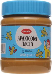 Паста Премія арахисовая c cолью