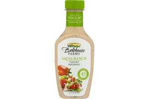 Bolthouse Farms Salsa Ranch Yogurt Dressing