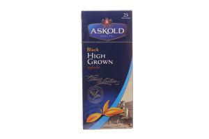 Чай черный Высокогорный Classic Collection Askold к/у 25х2г