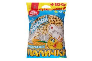 Палички кукурудзяні Молочні Мак-Дак м/у 500г