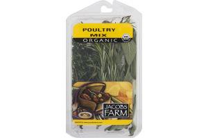 Jacobs Farm Organic Poultry Mix