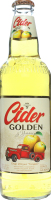 Сидр 0.5л 5-6.9% яблочный Golden Уманьпиво с/бут