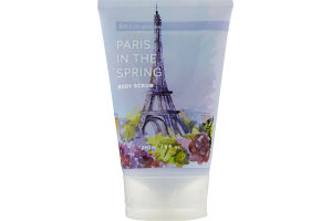 be bath escapes Paris In The Spring Body Scrub