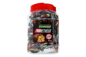 Цукерки з арахісом глазуровані без додавання цукру Prometheus Healthy Meal п/б 810г