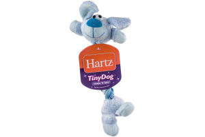 Hartz Tiny Dog Heads 'N Tails Dog Toy