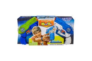 Набор бластеров для детей от 8лет водных №01227 Stealth Soaker X-Shot Zuru 2шт