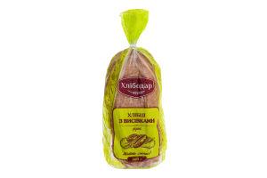 Хлебцы с отрубями нарезные Хлібодар м/у 400г