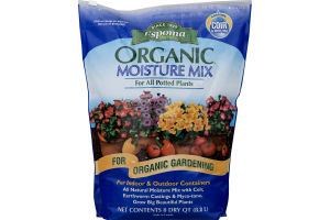 Espoma Organic Moisture Mix Potting Soil