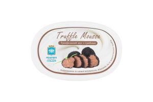Сир 60% плавлений пастоподібний Трюфельний мус з грибами Молочна гільдія п/у 130г