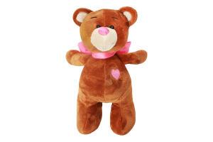 Игрушка мягкая для детей от 3лет Медведь Берта Stip 1шт