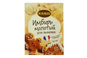 Имбирь молотый для выпечки Kamis м/у 13г