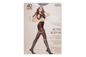 Колготки женские Incanto Active Body 40den 2-S nero
