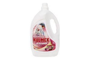 Гель для прання Wool&Silk Kulmex 3л