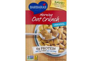 Barbara's Morning Oat Crunch Cereal Original
