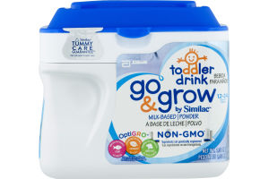 Abbott Toddler Drink Go & Grow By Similac Milk-Based Powder