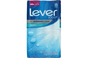 Lever 2000 Soap Bars Original - 8 CT