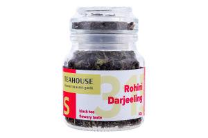 Чай черный Rohini Darjeeling Tea Icons Teahouse с/б 50г