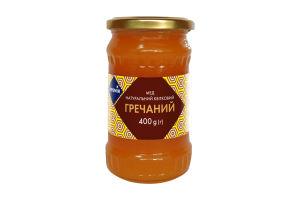 Мед Премія гречневый цветочный натуральный