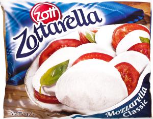 Сыр 45% Моцарелла Цоттaрела Zott 125г