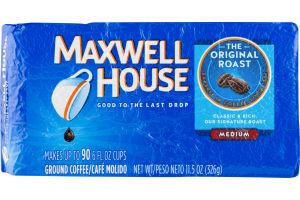 Maxwell House The Original Roast Medium