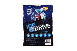 Лед пищевой кубики Ice Drive м/у 1000г