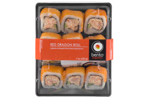 Bento Express Red Dragon Roll