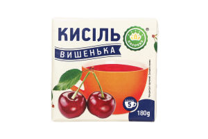 Кисіль Вишенька Ласочка м/у 180г