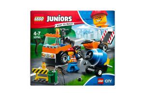 LEGO® Juniors Грузовик дорожной службы 10750
