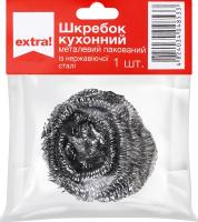 Скребок кухонный Extra! металлический