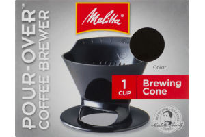 Melitta Pour-Over Coffee Brewer Brewing Cone