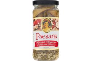 Paesana Portobello Mushrooms & Roasted Peppers