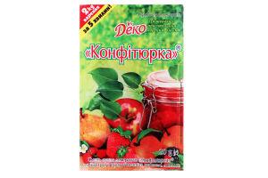 Суміш суха десертна Конфітюрка Деко м/у 20г