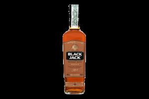 Віскі 0.5л 40% Солодовий Медовий Black Jack пл
