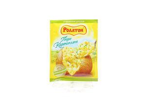 Пюре картофельное Роллтон с жареным луком м/у 37г