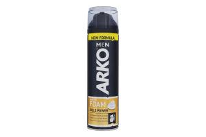 Піна для гоління Gold Power Arko Men 200мл