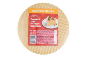 Коржі вафельні для торта Lekorna м/у 140г