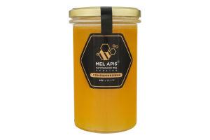 Мед подсолнечный натуральный Mel Apis с/б 655г