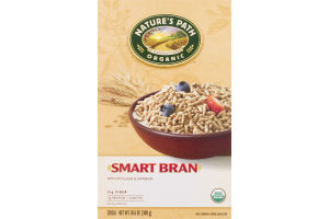 Nature's Path Organic Smart Bran with Psyllium & Oatbran