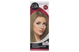 Odri крем-фарба для волосся стійка 3.1 new