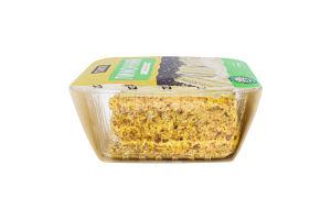Торт бісквітний Лимонний Tarta п/у 370г