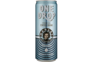 One Drop Premium Coffee Drink Vanilla