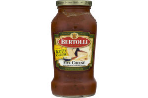 Bertolli Sauce Five Cheese